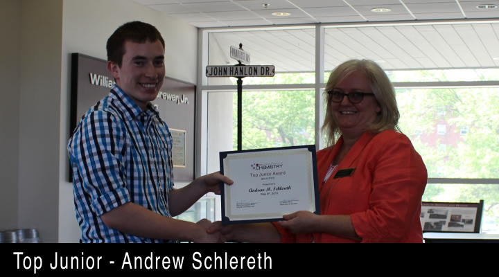 2015 Top Junior - Andrew Schlereth