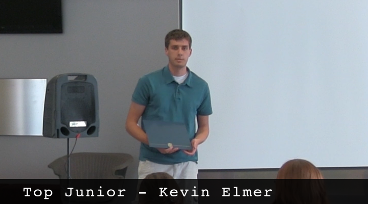 2014 Top Junior - Kevin Elmer
