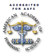 Accredited for AAFS logo